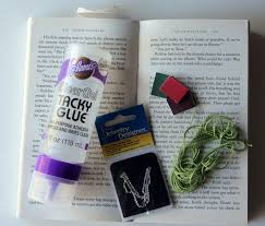 book necklace diy for the book lover darice