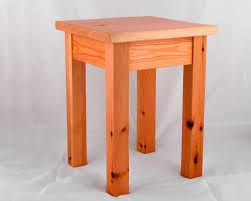 Pine Side Table Ella Sprung Furniture Small Pine Side Table Stool Winter 2010 11