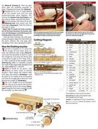 wooden truck crane model plan ww toys plans ideas pinterest