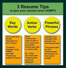 action words to use in resume lukex co