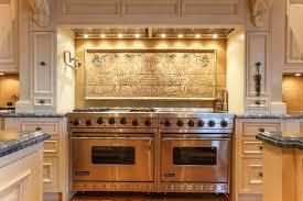 Traditional Kitchen Backsplash Ideas  BayTownKitchen - Backsplash mural