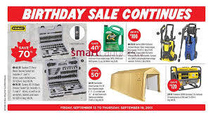 canadian tire flyer september 13 to 19
