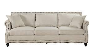 camden linen sofa by tov furniture buy online at best price sohomod