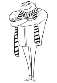 free despicable 2 coloring pages canguraje