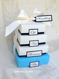 something blue wedding something blue wedding gift boxes something something new