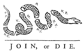join or die photo page everystockphoto