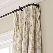 Return Rod Curtains Awesome Marvellous Curtain Rods Wrap Around Weaselmedia Wrap