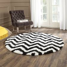 Round Rug Target by Area Rugs Interesting White And Black Area Rug Black And White