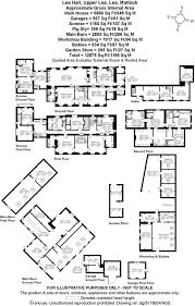 Hardwick Hall Floor Plan by 10 Bedroom Detached House For Sale In Lea Nr Matlock Derbyshire