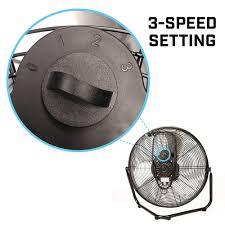 Floor Blower by Firtana 20 Large Floor Fan Floor Blower Axial Fan B Air