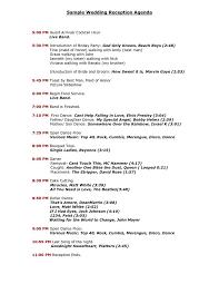 exles of wedding program wording lovely wedding speech groom template photos resume ideas