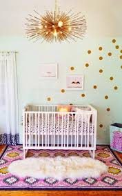 17 adorable nursery room designs for baby girls