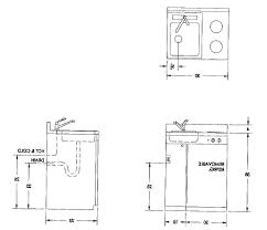 Standard Sizes For Kitchen Cabinets Standard Size Double Bowl Kitchen Sink Best Sink Decoration
