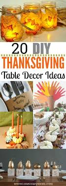 90 thanksgiving decorations meal 6 simple diy thanksgiving