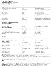 us resume template browse us acting resume template acting cv 101 beginner acting