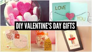 Valentine S Day Homemade Gift Ideas by Diy Valentine U0027s Day Gift Ideas Cute Inexpensive