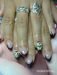 gel nails nail technician pictures patterns decoration 7775
