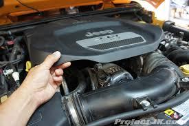 jeep wrangler 2012 change 2012 jeep jk wrangler 3 6l pentastar engine change write up