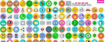 imagenes vectoriales gratis iconos flat vectoriales gratis