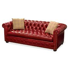 Red Leather Chesterfield Sofa by Kent Chesterfield Sofas Extra Long Sofas U0026 Loveseats Seating