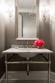 Powder Bathroom Design Ideas Powder Room Mirror Lightandwiregallery Com