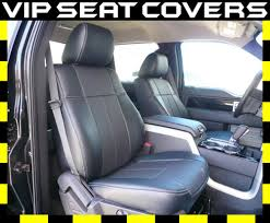 Ford F250 Truck Seat Covers - ford f250 f350 clazzio leather seat covers ebay