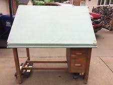 Drafting Table Antique Vintage Drafting Table Ebay