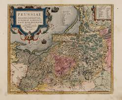 Baltic Sea Map Gdansk Kaliningrad Konigsberg Prussia Baltic Sea Coastline To