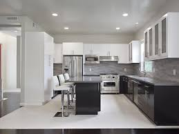 two tone kitchen cabinets trend u2014 home design and decor best two