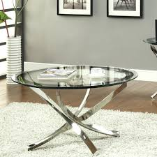 coffee tables dazzling small round glass coffee table uk living