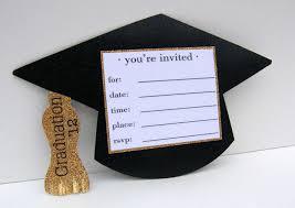 graduation cap invitations graduation hat invitations linksof london us