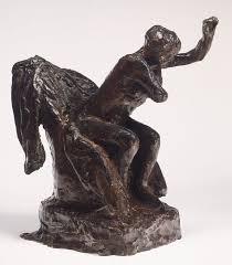What Is An Armchair Edgar Degas 1834 U20131917 Bronze Sculpture Essay Heilbrunn