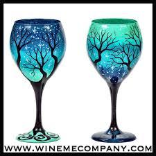 best 25 painted wine glasses ideas on diy wine