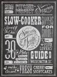 chalk lettering two arms inc type and lettering pinterest