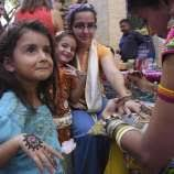san antonians and visitors alike delight in the diwali festival