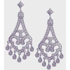 diamond chandelier earrings shop chandelier earrings id jewelry jewelry in diamond