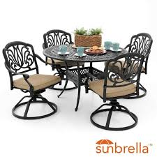 sling bistro set outdoor patio furniture space rhdhgatecom saving