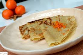 cuisine crepe orange spiced parsi chapat an absolutely adorable crepe