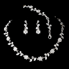 earring necklace bracelet sets images Jewelry sets