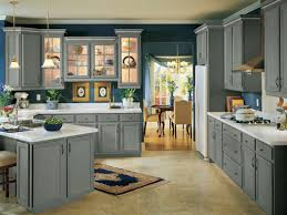 kitchen enjoyable look semi custom design kitchen cabinet brown