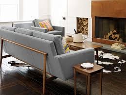 dwr sleeper sofa raleigh sofa collection designed by jeffrey bernett and nicholas