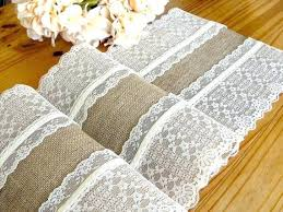burlap table runners wholesale burlap and lace table runner wholesale burlap and lace table runner