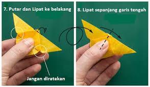 cara membuat origami hello kitty 3d cara membuat origami kupu kupu cantik dan lucu tutorial kerajinan