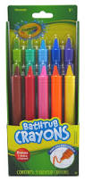 How To Get Crayon Off The Wall by Amazon Com Play Visions Crayola Bathtub Crayons 9 Count Plus One