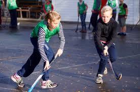 Floor Hockey Unit Plan by Hockey Lessons Brunswick