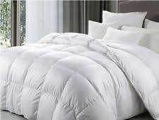 Duck Down Duvet Double Feather Double Duvets Ebay
