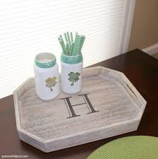 green with decor u2013 st patrick u0027s day decor