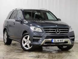 mercedes m wagon used mercedes m class cars for sale in hull east
