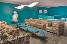 wohnzimmer türkis 30 frische farbideen für wandfarbe in türkis