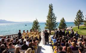 Lake Tahoe Wedding Venues Edgewood Tahoe Wedding U2013 Mini Bridal